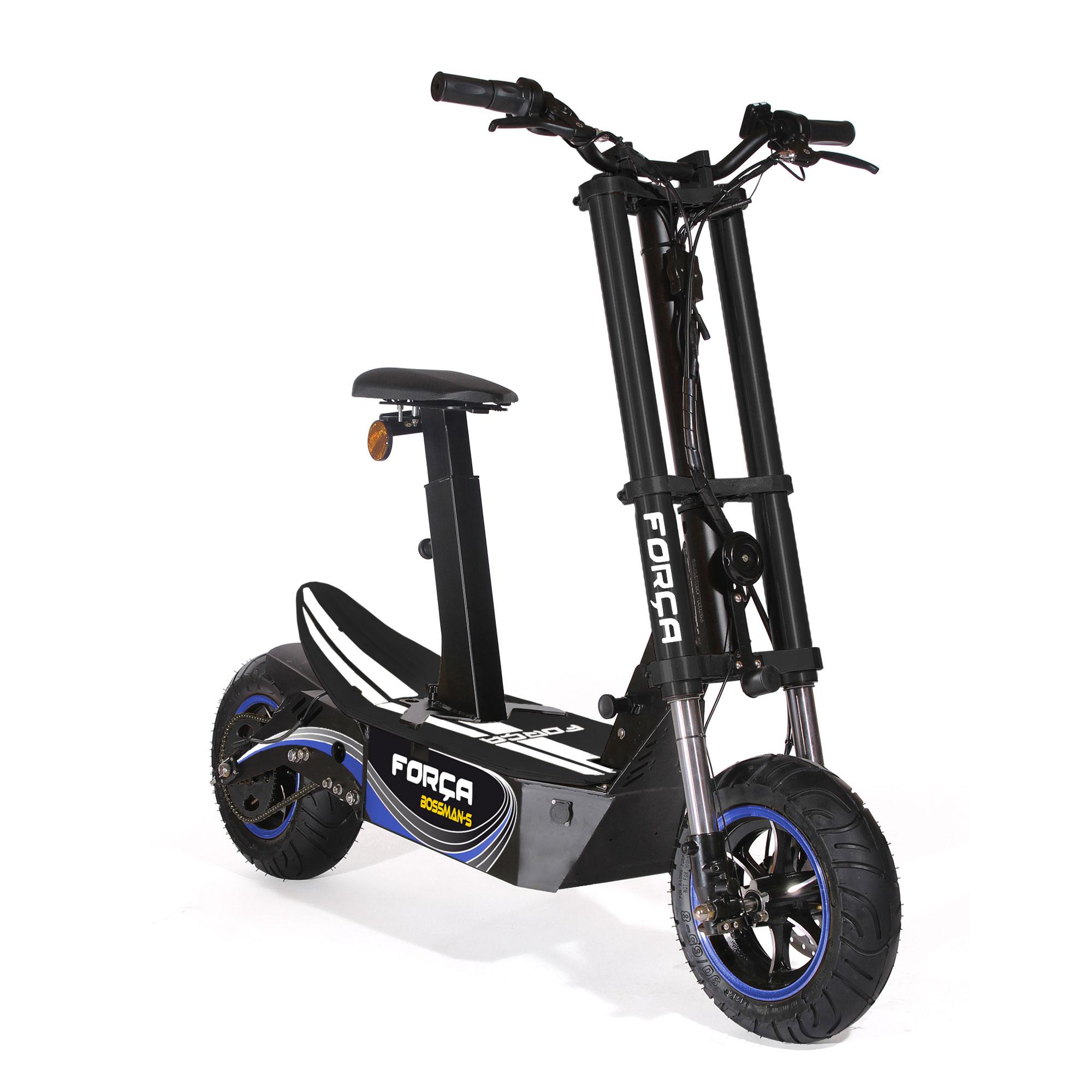 Bossman-S VGT-RS Escooter